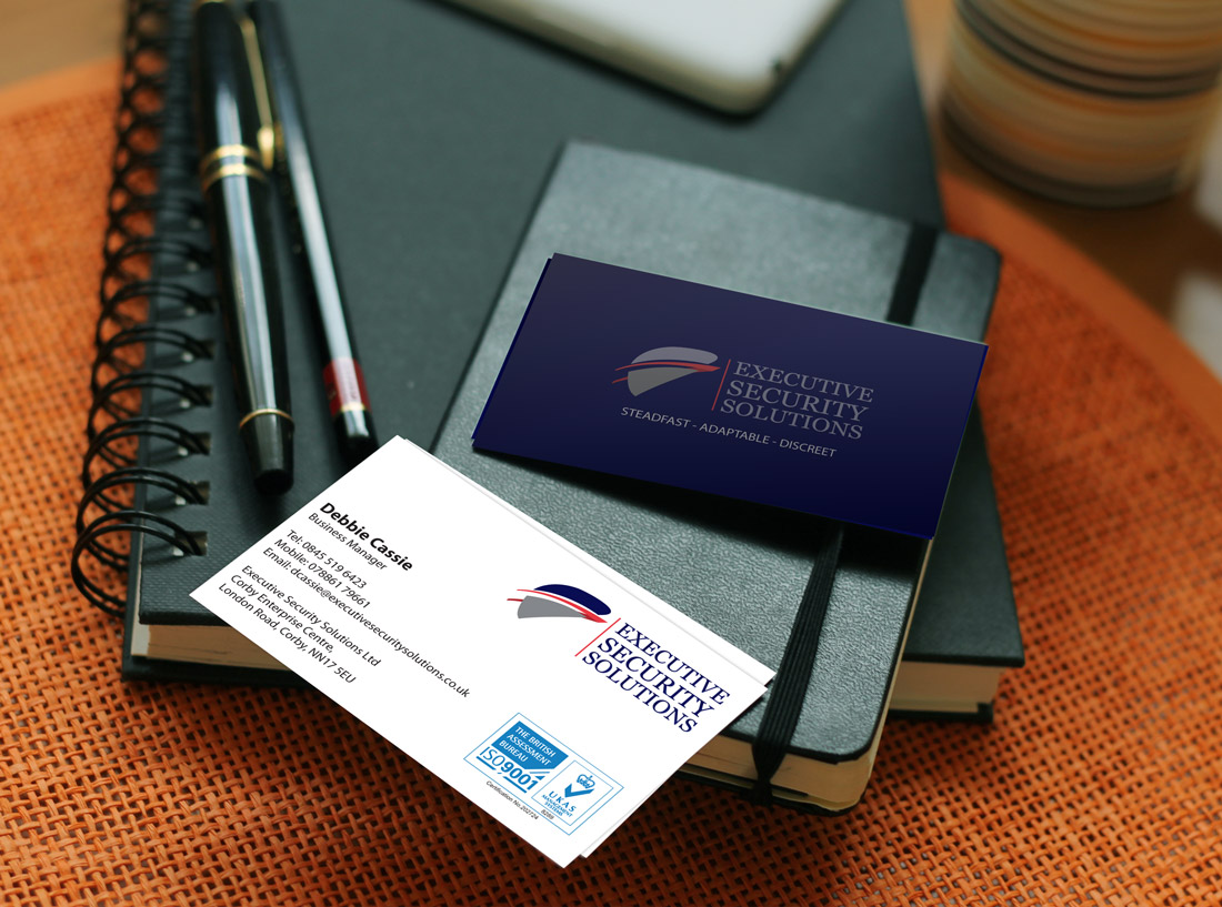 Executive-Security-Solutions-Business-Card