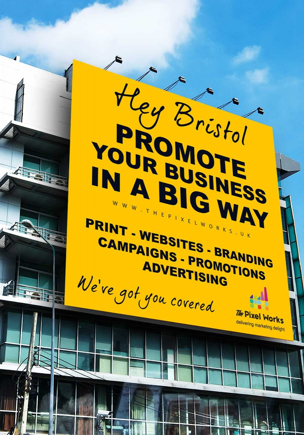 Bristol Marketing Agency for businesses